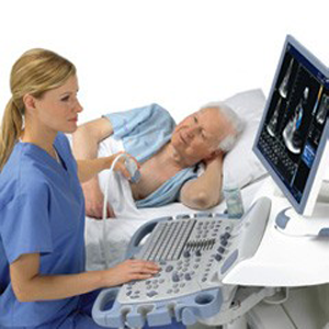 Image of Ultrasound Tech