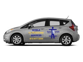 Mobile Ultrasound Services Vehicle
